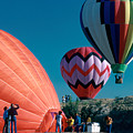 Ballon Launch by Jerry McElroy