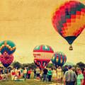 Balloon Rally by Kathy Jennings