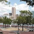 Baltimore Inner Harbor Play Area by William Kuta