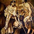 Baptism Of Christ by Dino Muradian