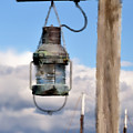 Bar Harbor Lantern by Betty LaRue