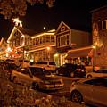 Bar Harbor Nights by Paul Mangold