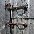 Barn Door Latches by Joanne Coyle
