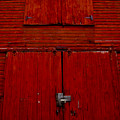 Barn Doors by Marcus L Wise