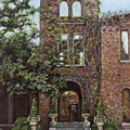 Barnsley Garden Ruins by Freida Petty