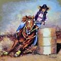 Barrel Rider by Susan Jenkins