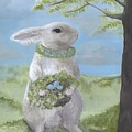 Basil Bunny by Kimberly Hodge