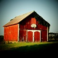 Basketball Barn by Michael L Kimble