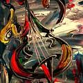 Bass Jazz by Mark Kazav