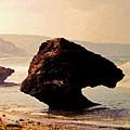 Bathsheba Rocks by Ian  MacDonald