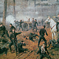 Battle Of Shiloh by T C Lindsay