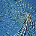 Bavarian Fairy Wheel by Juergen Weiss