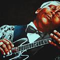 Bb King Of The Blues by Richard Klingbeil