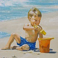Beach Boy by Robert Towson