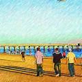 Beach Boys by Donna Bentley