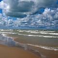 Beach Kincardine by Douglas Pike