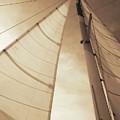 Beaufort Sails 2 by Alan Hausenflock