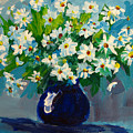 Beautiful Daisies  by Patricia Awapara