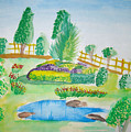 Beautiful Park by Tanmay Singh