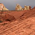 Beauty Of The Sandstone Landscape by Bob Christopher