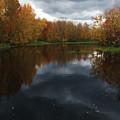 Beaver River Dramatic by Steve Somerville