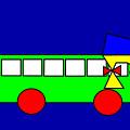 Belinda The Bus by Asbjorn Lonvig