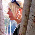 Benevolent Blond by Streetsmartart Streetsmartart