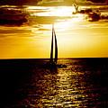 Bermuda Sunset by Russ Mullen