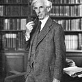 Bertrand Russell by Granger