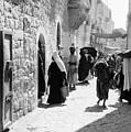 Bethlehem - Hard Working Woman by Munir Alawi