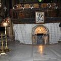 Bethlehem - Woman During Pray by Munir Alawi