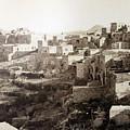 Bethlehem Old Main Street by Munir Alawi