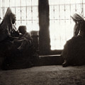 Bethlehemites At Home by Munir Alawi