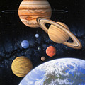 Beyond The Home Planet by Lynette Cook
