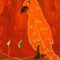 Big Bird by Keyon McGruder