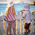 Big Boats by Shirley Braithwaite Hunt