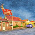 Big Bunny Motel by Juli Scalzi