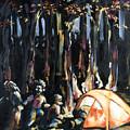 Big Orange Tent Part 1 by Dannielle  Murphy