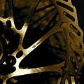 Bike Brake by Angie Wingerd