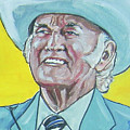 Bill Monroe by Bryan Bustard
