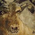 Billy Goat Gruff by Angela Sullivan