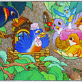 Bird-day by Terry Anderson