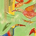 Birds by Aliza Souleyeva-Alexander