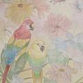 Birds Of Paradise by Patti Lennox