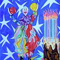 Birthday Clown by Robert SORENSEN