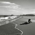 Black And White Nude 017 by Manolis Tsantakis