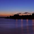 Black Rock Sunset by Kelly Wade