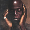 Black Thought by L Cooper