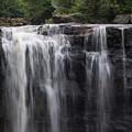 Black Water Falls Wv by Jean Haynes