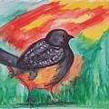 Blackbird by Caroline Lifshey